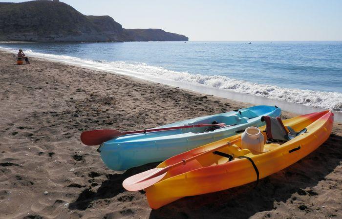 Actividades Agua Amarga - Excursiones en kayak