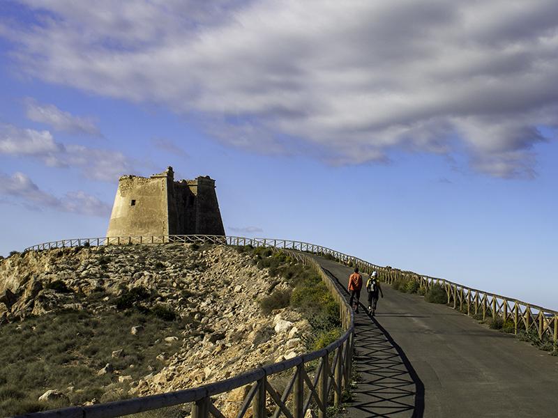 Ruta Senderismo Faro de Mesa Roldán