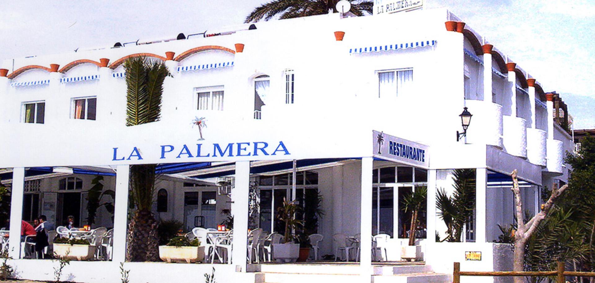 Hostal Restaurante La Palmera