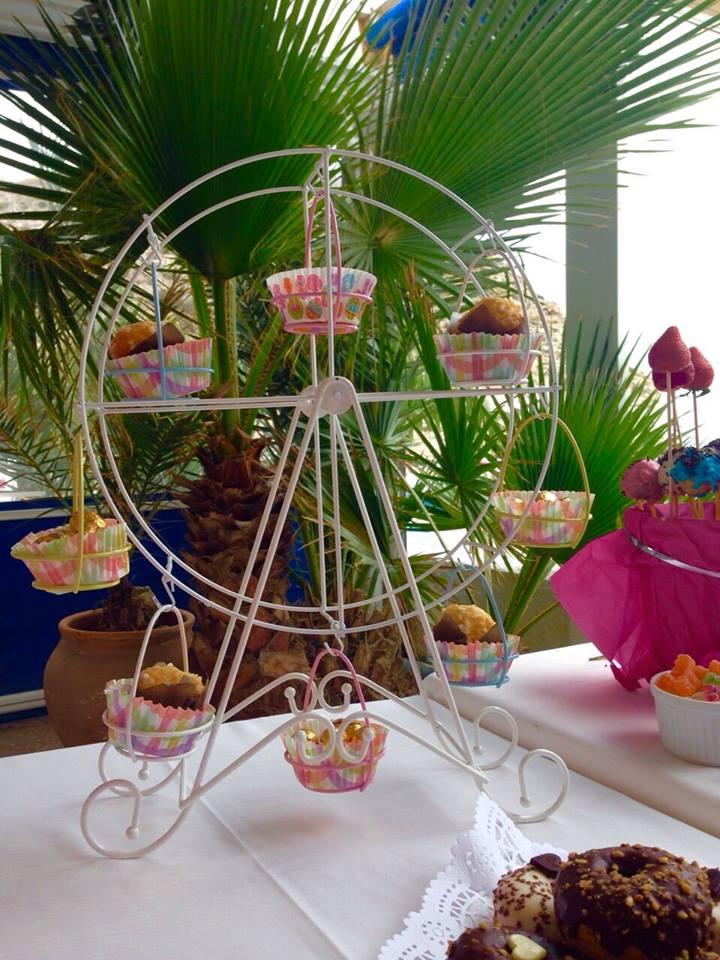 Noria cupcakes